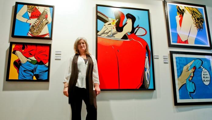 Deborah Azzopardi. Photo by Cristina Schek