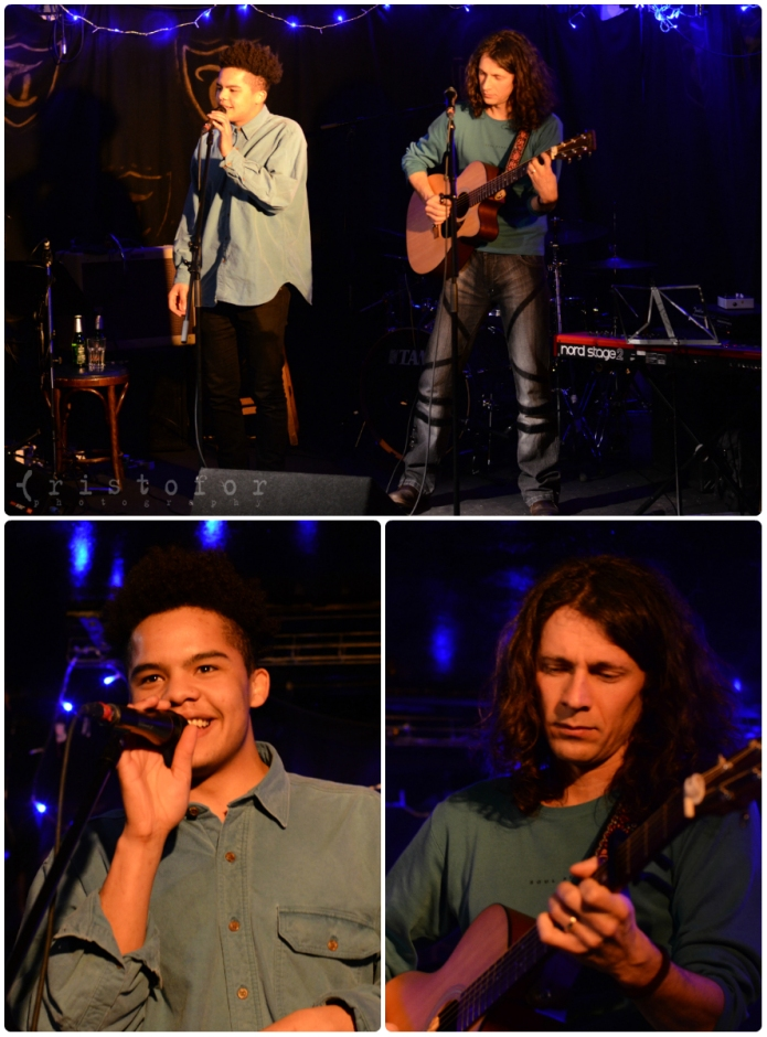 Noris Schek, Joshn Barry at The Troubadour (4)