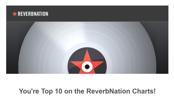 Noris Schek - Top 10 ReverbNation Charts