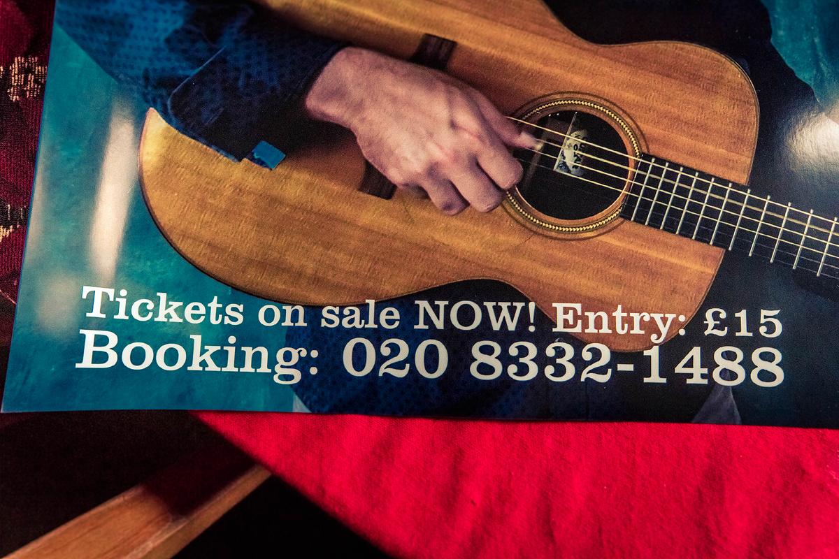 Clive Carroll Concert Poster, Ritz Music, 8Nov2015 (4)