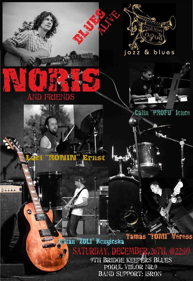 Concert Noris & Friends, Baia Mare