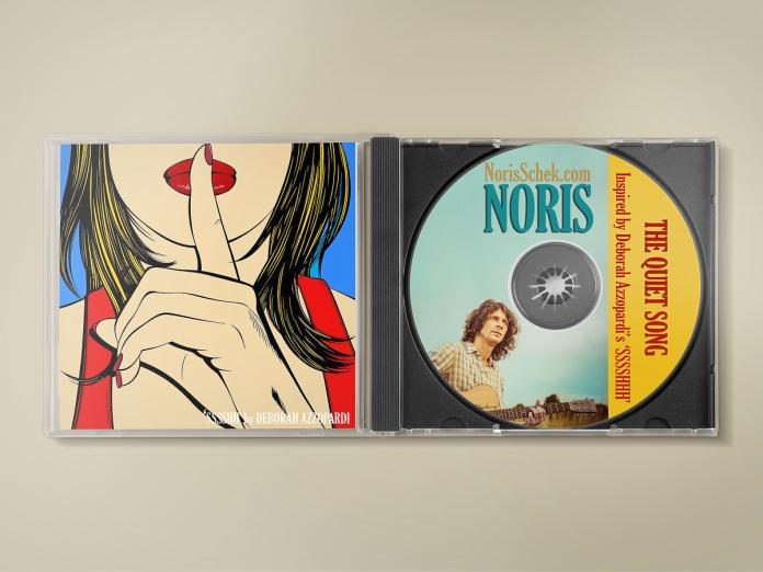 Deborah Azzopardi Sshhh - Noris Schek The quiet Song