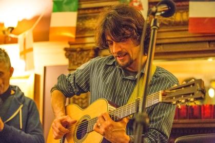 Noris Schek Concert at Duke's Head, Richmond, photo by Cristina Schek (14)