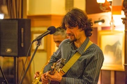 Noris Schek Concert at Duke's Head, Richmond, photo by Cristina Schek (2)