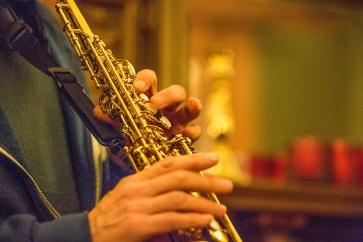 Noris Schek Concert at Duke's Head, Richmond, photo by Cristina Schek (4)