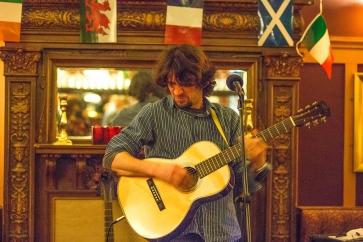 Noris Schek Concert at Duke's Head, Richmond, photo by Cristina Schek (5)