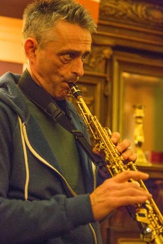 Noris Schek Concert at Duke's Head, Richmond, photo by Cristina Schek (6)