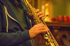Noris Schek Concert at Duke's Head, Richmond, photo by Cristina Schek (7)