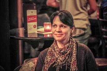 Noris Schek Concert at Old Sergeant, Febr2016, photo by Cristina Schek (26)