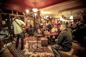 Noris Schek Concert at Old Sergeant, Febr2016, photo by Cristina Schek (27)