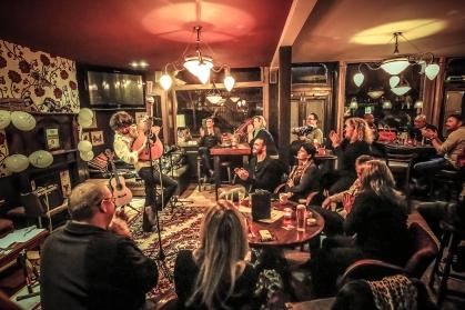 Noris Schek Concert at Old Sergeant, Febr2016, photo by Cristina Schek (36)
