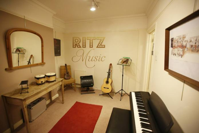 Ritz Music, Richmond